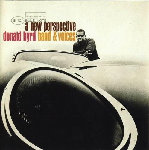 White Hot Stamper - Donald Byrd - A New Perspective