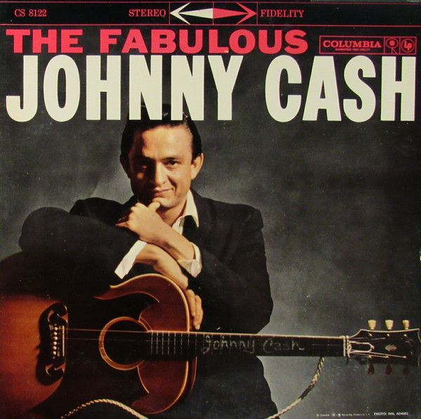 Super Hot Stamper - Johnny Cash - The Fabulous Johnny Cash