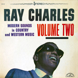 White Hot Stamper - Ray Charles - Modern Sounds In Country & Western...V. 2