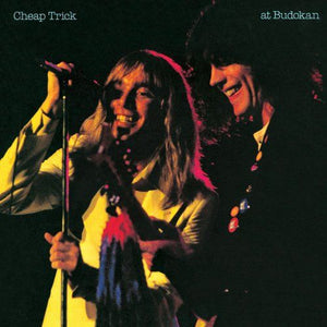 White Hot Stamper - Cheap Trick - At Budokan