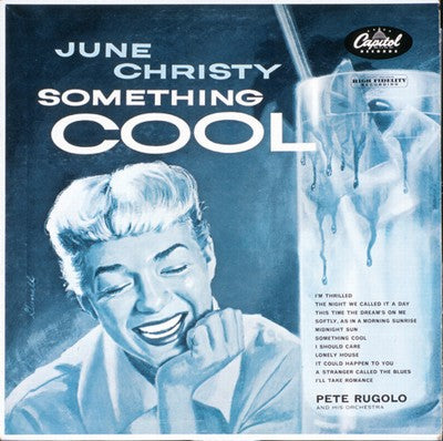 Super Hot Stamper - June Christy - Something Cool