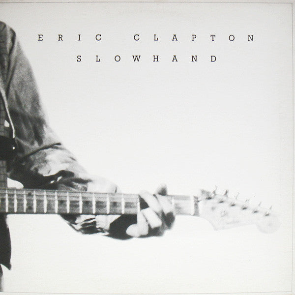 Clapton, Eric - Slowhand - Super Hot Stamper (Quiet Vinyl)