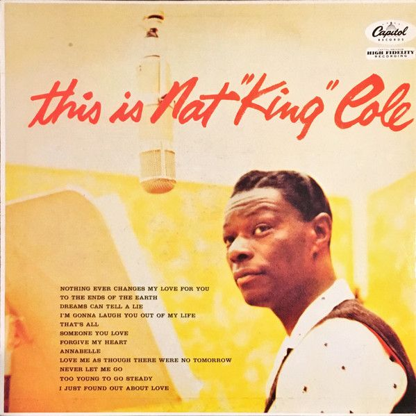 Super Hot Stamper - Nat King Cole - This Is Nat
