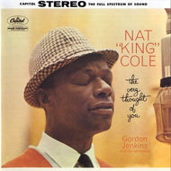 Super Hot Stamper - Nat King Cole - The Very Thought Of You