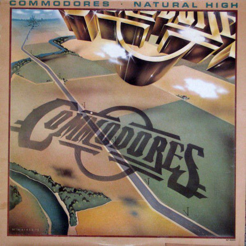 White Hot Stamper - Commodores - Natural High