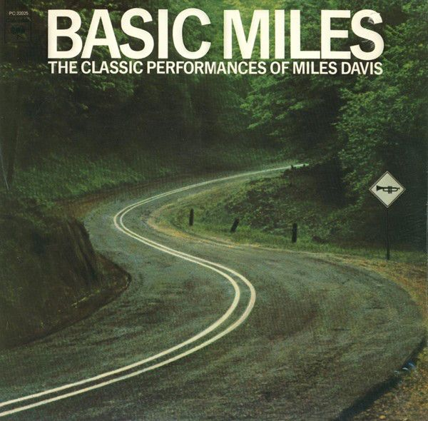 Davis, Miles - Basic Miles - Super Hot Stamper (With Issues)