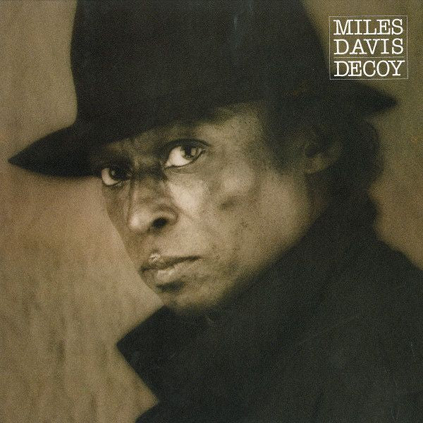 White Hot Stamper - Miles Davis - Decoy
