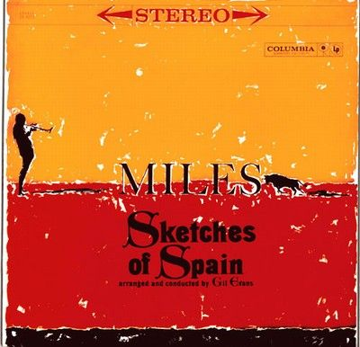 Davis, Miles - Sketches of Spain - Nearly White Hot Stamper