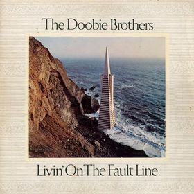 Super Hot Stamper - The Doobie Brothers - Livin' On The Fault Line