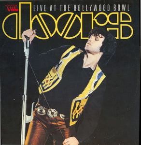White Hot Stamper - The Doors - Live at the Hollywood Bowl