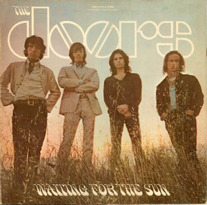 White Hot Stamper - The Doors - Waiting For the Sun