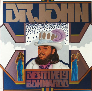 White Hot Stamper - Dr. John - Desitively Bannaroo