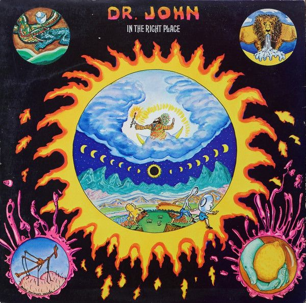 Super Hot Stamper (Quiet Vinyl) - Dr. John - In The Right Place