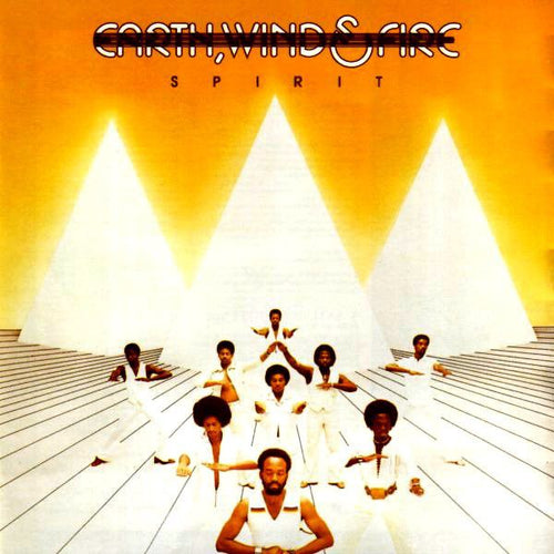 Super Hot Stamper - Earth, Wind & Fire - Spirit