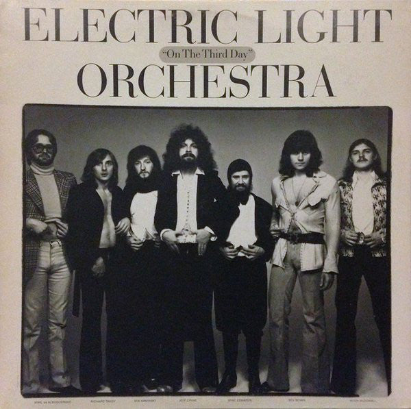 Electric Light Orchestra - On The Third Day - Super Hot Stamper