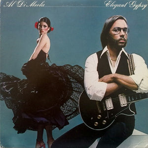 Di Meola, Al - Elegant Gypsy - Nearly White Hot Stamper