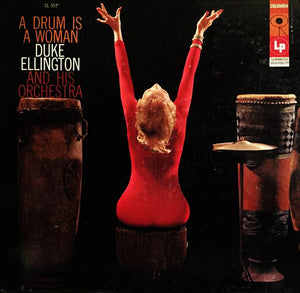 Ellington, Duke - A Drum Is A Woman - Nearly White Hot Stamper