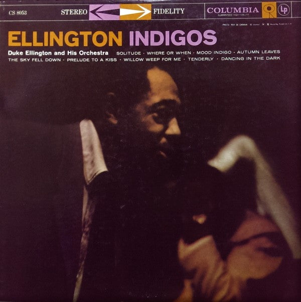 Ellington, Duke - Indigos - Super Hot Stamper (With Issues)