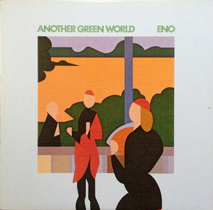 Eno, Brian - Before and After Science - White Hot Stamper (With Issues)