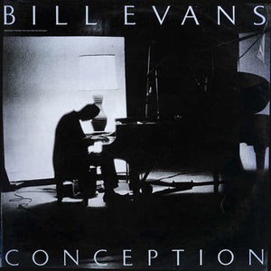 Nearly White Hot Stamper - Bill Evans - Conception