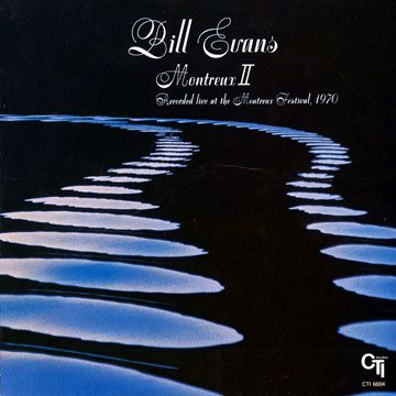 White Hot Stamper - Bill Evans - Montreux II