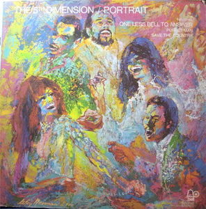 Fifth Dimension, The - Portrait - Nearly White Hot Stamper