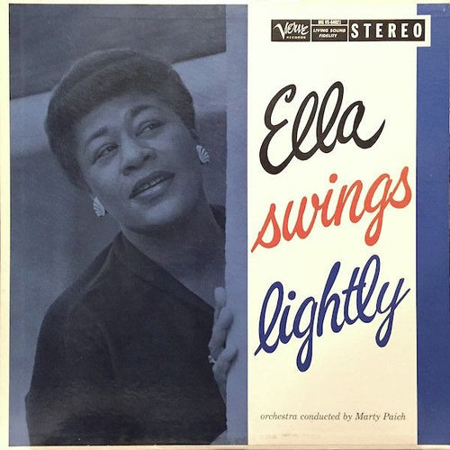 Super Hot Stamper - Ella Fitzgerald - Ella Swings Lightly