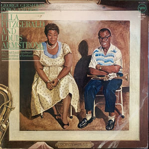Super Hot Stamper - Ella Fitzgerald & Louis Armstrong - Porgy and Bess