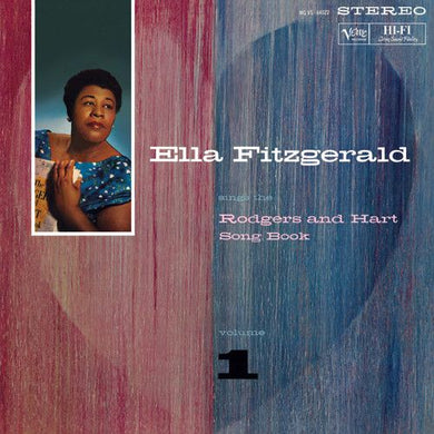 Super Hot Stamper - Ella Fitzgerald - The Rodgers & Hart Song Book, Vol. 1