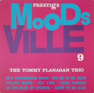 Flanagan, Tommy - The Tommy Flanagan Trio - Super Hot Stamper (With Issues)