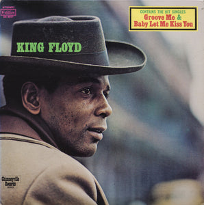 Floyd, King - King Floyd - White Hot Stamper