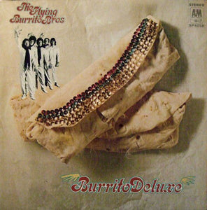 Super Hot Stamper (Quiet Vinyl)  - The Flying Burrito Bros. - Burrito Deluxe