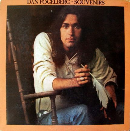 Nearly White Hot Stamper - Dan Fogelberg - Souvenirs