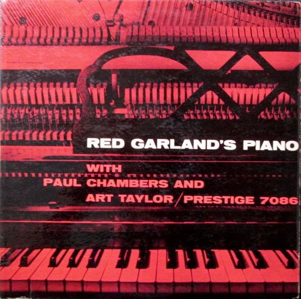 White Hot Stamper - Red Garland Trio - Red Garland's Piano