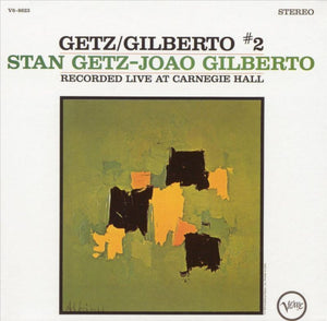 Getz, Stan and Joao Gilberto - Getz - Gilberto #2 - Super Hot Stamper