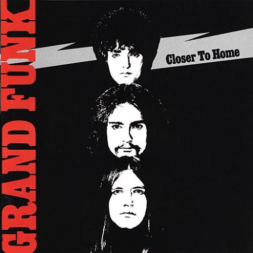 Grand Funk Railroad - Closer To Home - Super Hot Stamper