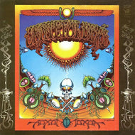 White Hot Stamper - The Grateful Dead - Aoxomoxoa