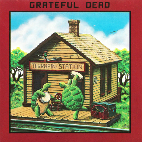 Grateful Dead, The - Terrapin Station - Super Hot Stamper