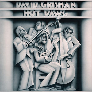 White Hot Stamper - David Grisman - Hot Dawg