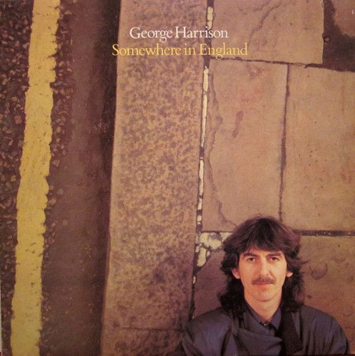 Super Hot Stamper - George Harrison - Somewhere in England