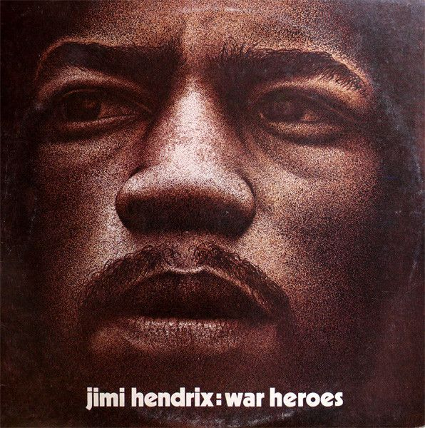 Super Hot Stamper (Quiet Vinyl) - Jimi Hendrix - War Heroes