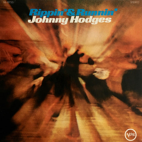 Hodges, Johnny - Rippin' and Runnin' - White Hot Stamper