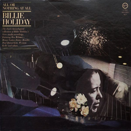Holiday, Billie - All Or Nothing At All - Super Hot Stamper (Quiet Vinyl)