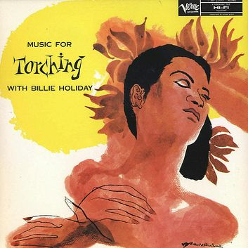 White Hot Stamper - Billie Holiday - Music For Torching