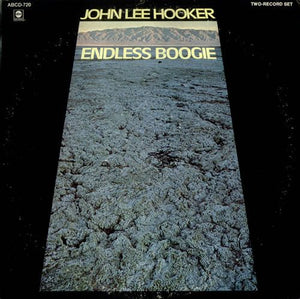 Super Hot Stamper - John Lee Hooker - Endless Boogie