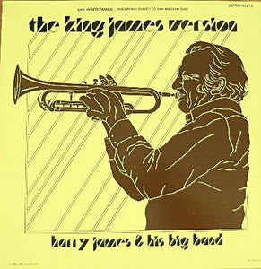 Super Hot Stamper - Harry James and His Big Band - The King James Version