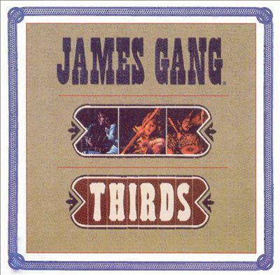 Super Hot Stamper  - James Gang - Thirds