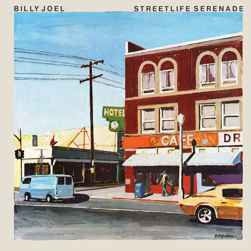 Joel, Billy - Streetlife Serenade - Super Hot Stamper