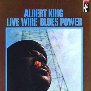 Nearly White Hot Stamper - Albert King - Live Wire - Blues Power