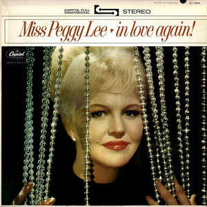 White Hot Stamper - Peggy Lee - In Love Again!
